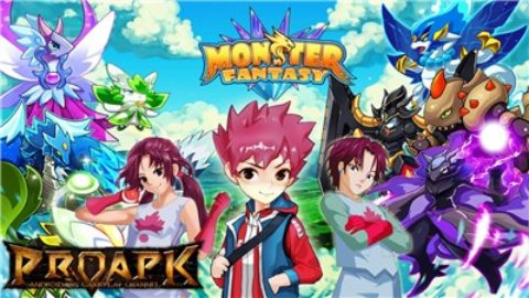 Monster Fantasy – Joc Gratuit Android
