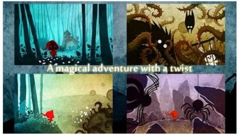 TA: Little Red Riding Hood – Joc Android Gratuit