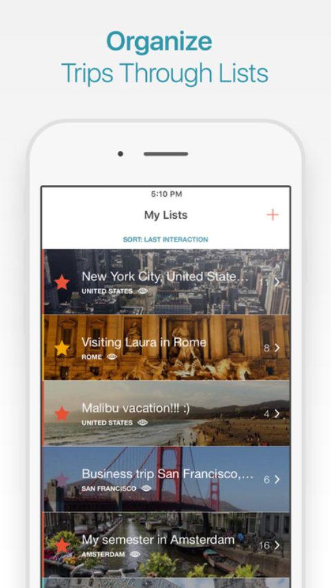 CityMaps2Go Pro » Plan Trips, Guide & Offline Map Gratuit IOS