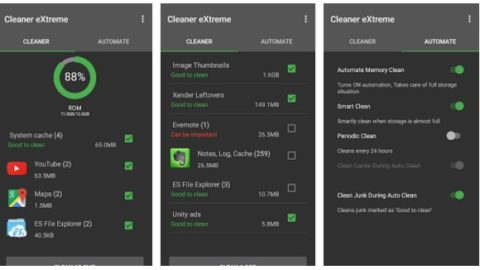Cleaner eXtreme Pro – Gratuit ( Android App)