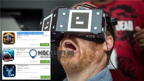 Jocuri Gratuite pentru VR