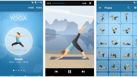 Pocket Yoga – Gratuit (promotie limitata)