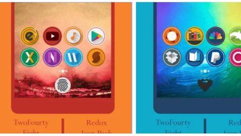 Redox Icon Pack – Gratuit