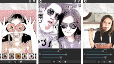 Sketch Me! Pro – Gratuit ( Android App)