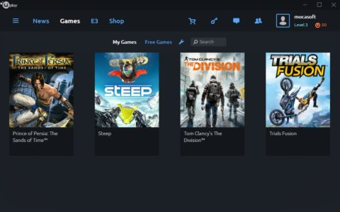 Trei jocuri oferite Gratuit de Ubisoft