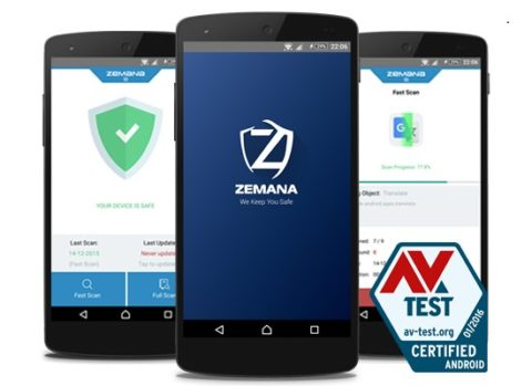 Zemana Antivirus & Security Serial Gratuit
