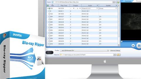 DVDFab Blu-ray Ripper Licență Gratis