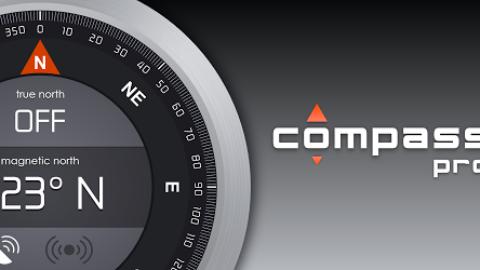 Compass PRO Gratuit (Android App)