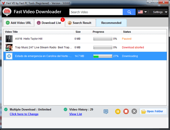Photo of PCTools Fast Video Downloader – Licenta gratis