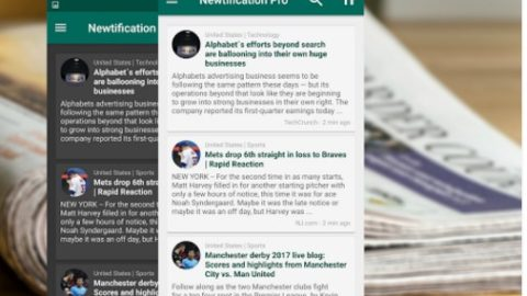 News by Notifications PRO Gratuit (Android App)