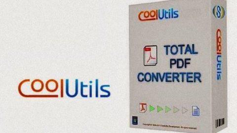 CoolUtils Total PDF Converter Licenta Gratis