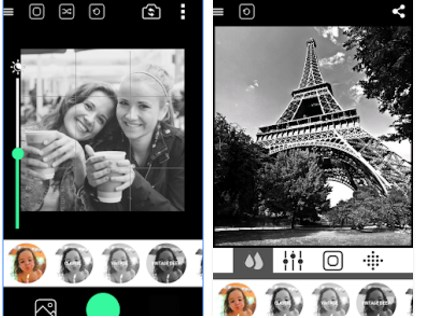 Photo of BlackCam Pro – B&W Camera – Gratuit