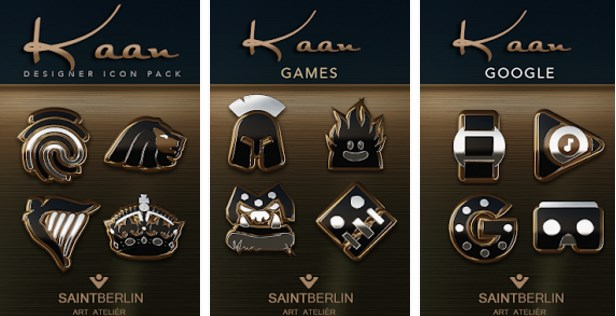 Photo of King Kaan HD Icon Pack Gratuit