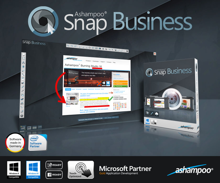 Photo of Ashampoo Snap Business Licentă Gratis