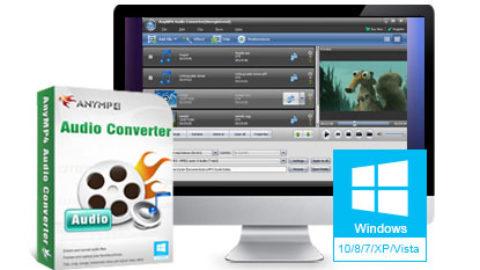 AnyMP4 Audio Converter Licenta Gratis