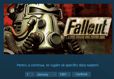 Photo of Fallout RPG Gratuit pe Steam