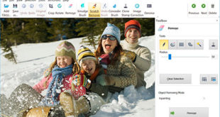SoftOrbits Photo Retoucher Licenta Gratis