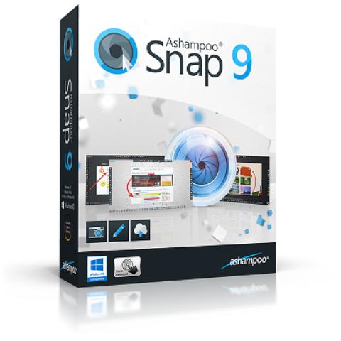 Ashampoo Snap 9 Licenta gratis