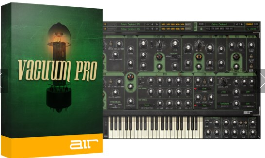 Air Music Technology -  vacuum pro Serial Lienta Gratis