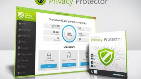 Ashampoo Privacy Protector – Licenta Gratis