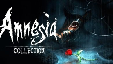 AMNESIA COLLECTION - Gratis
