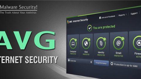 AVG Internet Security 2019 cu licenta GRATUITA pentru 1 an