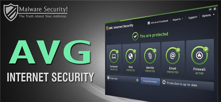 AVG Internet Security 2018 Free License Key