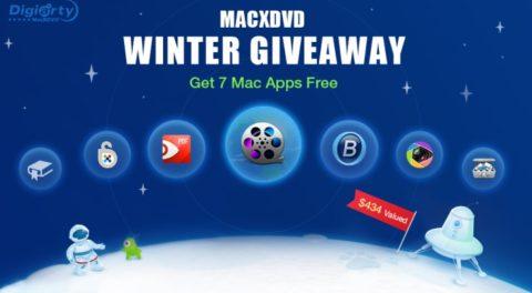 Digiarty Giveaway Party 7 Programe Gratis pentru MAC