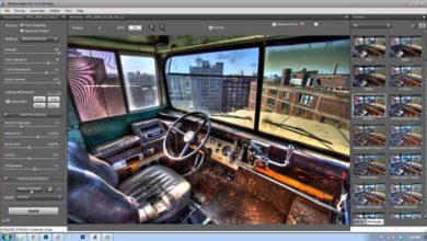 Photomatix Pro 5 pentru Win si Mac Gratis