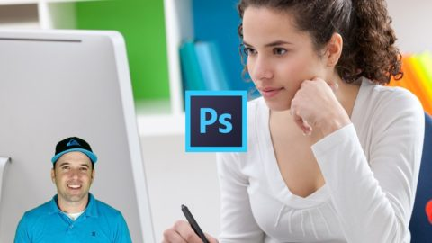 Photoshop Beginners Mastery – Curs video Gratis
