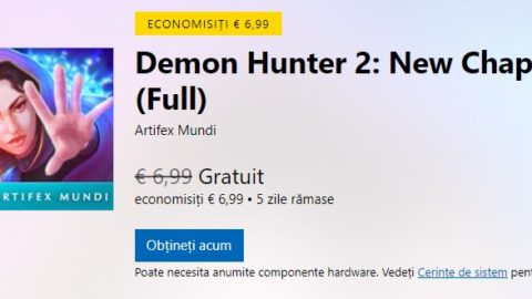 Demon Hunter 2: New Chapter Gratis