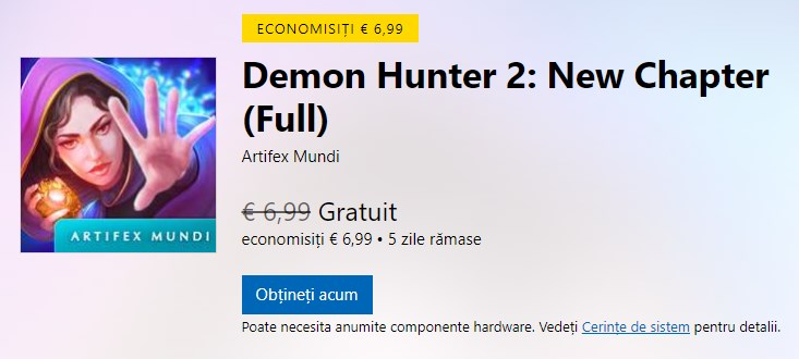 Demon Hunter 2 New Chapter Gratis