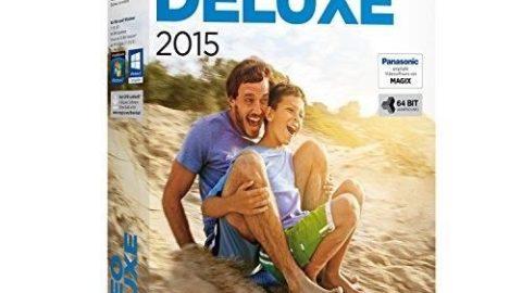 MAGIX Video Deluxe 2015 Licenta Gratis