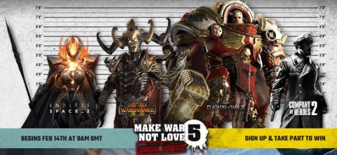 SEGA Make War Not Love – Jocuri Gratis pe Steam