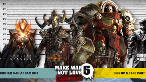 SEGA Make War Not Love – Jocuri Gratis pe Steam