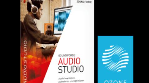SOUND FORGE Audio Studio Licenta Gratis