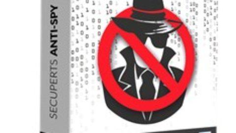 SecuPerts Anti-Spy Licenta Gratis
