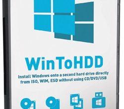 WinToHDD v3.8 Gratis