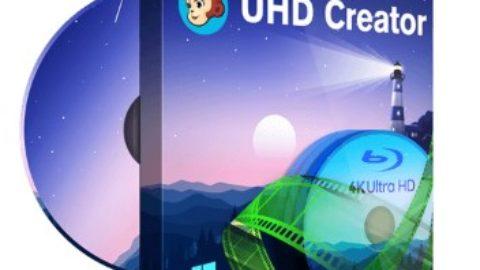 DVDFab UHD Creator – Licenta Gratis