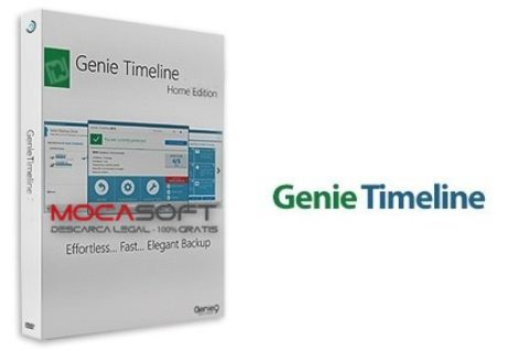 Genie Timeline Home 10 – Licenta Gratis