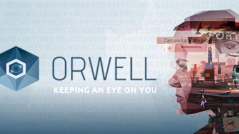 ORWELL – Steam Key Gratis