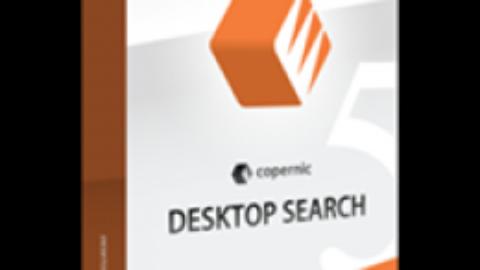 Copernic Desktop Search – Gratis