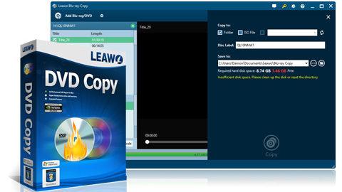 Leawo DVD Copy – Licenta Gratis