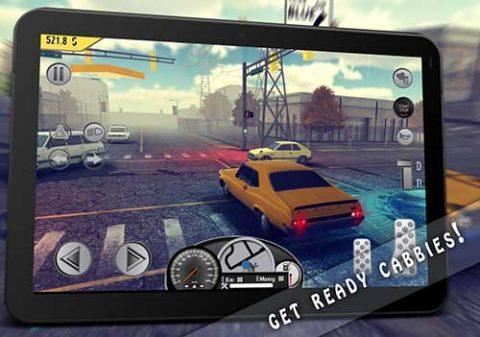 Taxi Simulator 1976 Pro Joc Android Gratis