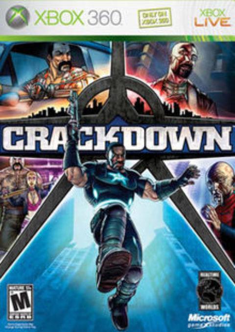 Crackdown Joc Gratis -XBOX / XBOX ONE