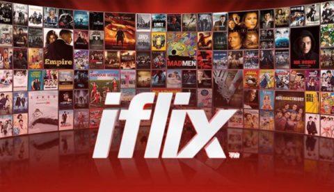 iflix VIP – cont gratis pentru 1 an