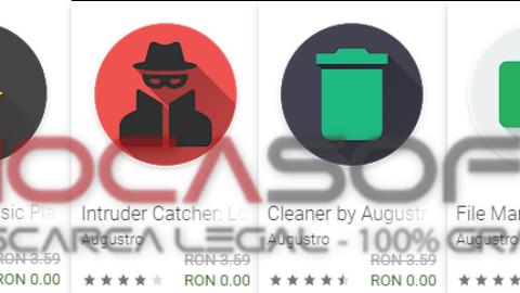 Patru Aplicatii Android – Gratis!