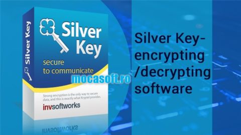 Silver Key – Program de criptare a fisierelor