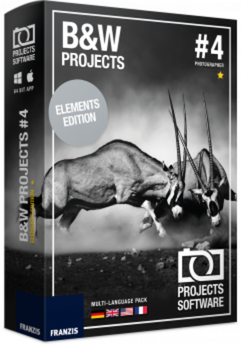 BLACK & WHITE projects 4 Gratis