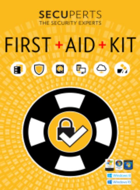 Engelmann SecuPerts First Aid Kit – Gratis